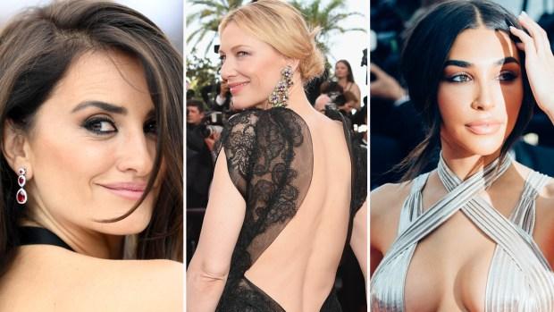 Glamour, escotes y belleza deslumbran en espectacular gala