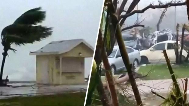 [TLMD - LV] Video: destrozos por Dorian en Bahamas alcanzan proporciones épicas