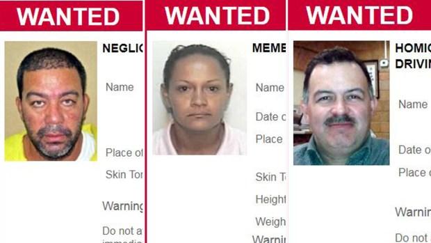 La lista con los inmigrantes más buscados por ICE