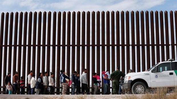 Mayo alcanzó cifra récord en detenciones de inmigrantes