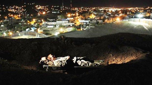 Cierran puerto fronterizo tras actividad policiaca — Nogales