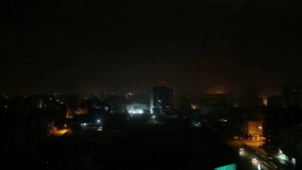 [TLMD - LV] Israel realiza más de 100 bombardeos en Gaza tras cohetes contra Tel Aviv