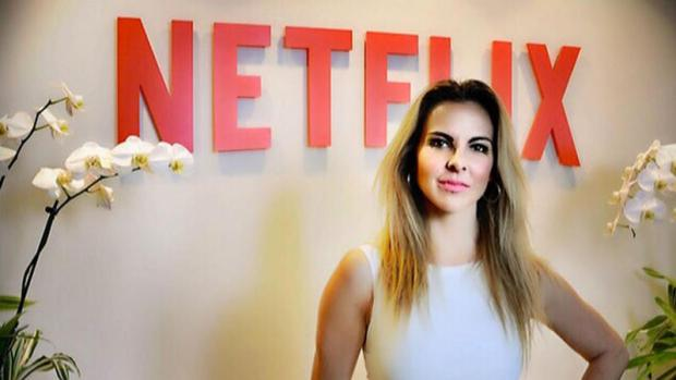 "Video: Kate del Castillo hará ""Ingobernable"" para Netflix"