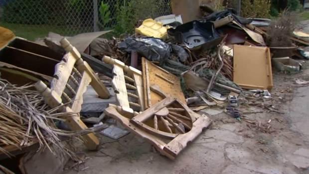 Video: Gran esfuerzo para limpiar Los Ángeles