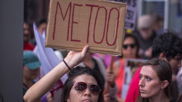 La noticia del año: las acusaciones por acoso sexual