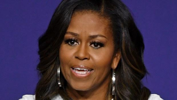 Michelle Obama confiesa íntima revelación sobre su vida
