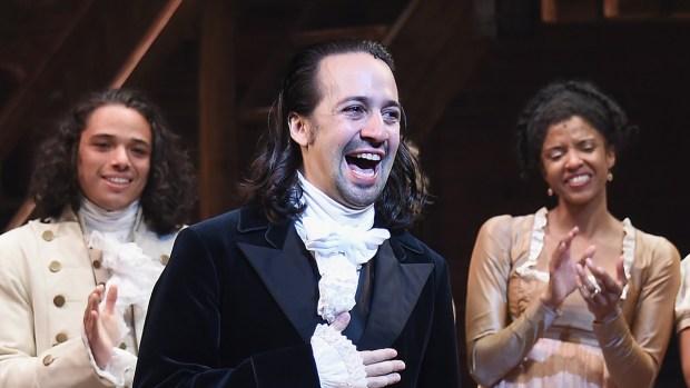 """""""Hamilton"""", la gran obra de Lin-Manuel Miranda"""