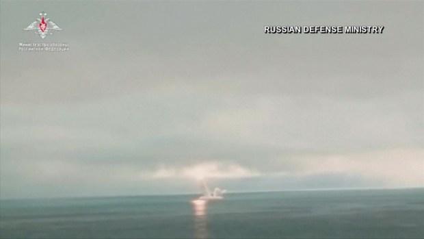 [TLMD - LV] Putin prueba misil lanzado desde un submarino