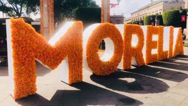 Celebración del Día de Muertos en Michoacán
