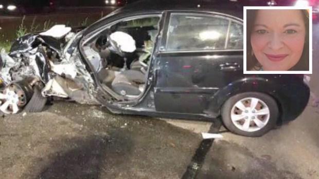 Transmite en vivo accidente vehicular donde muere su hermana