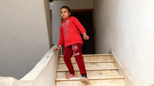 El drama de los niños mutilados por ISIS
