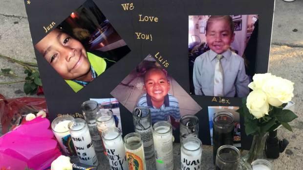 Video: Comunidad llora muerte de tres niños