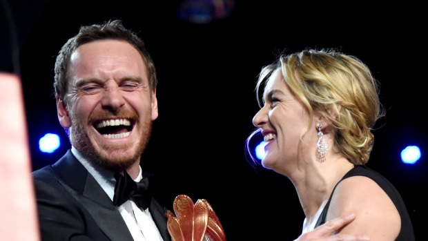 Fotos: estrellas de Hollywood brillan en festival de cine