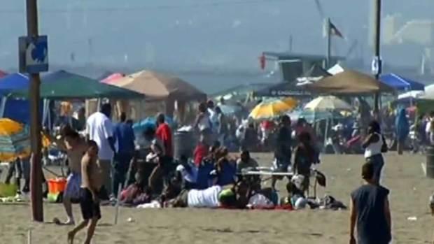 Video: Películas gratis en Long Beach durante el verano