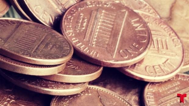 """¿Dinero fácil? Obtén miles de dólares por tus """"pennies"""""""