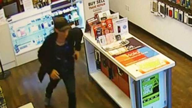 Video: Esperan que video ayude al arresto de ladrón