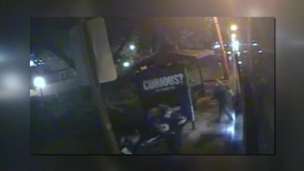 Arrestan a sospechoso de violento asalto en Santa Ana
