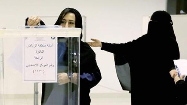 ¿Sabes dónde las mujeres acaban de votar por primera vez?