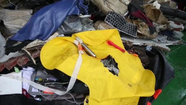 [TLMD - LV] Indonesia encuentra la segunda caja negra del avión estrellado de Lion Air
