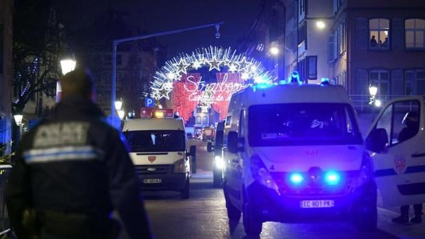 Muertos y heridos tras tiroteo en Francia