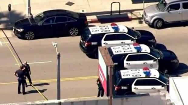 Video: Tiroteo en Studio City termina en muerte