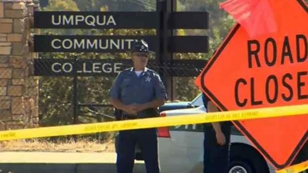 Video: Gran conmoción por tiroteo en escuela de Oregon
