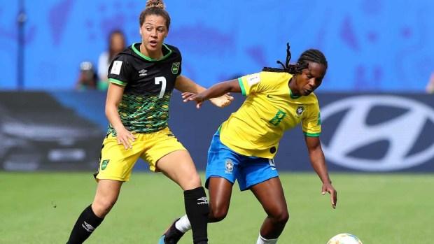 [TLMD - LV] El intenso tiro al arco de Brasil que no entró