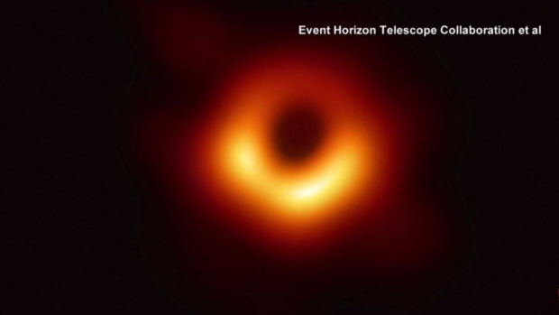 [TLMD - LV] Le ponen nombre al monstruoso hoyo negro captado en imagen