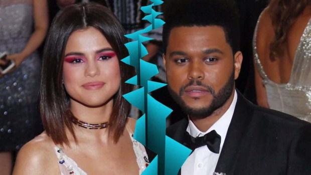 Los rompimientos más escandalosos de celebridades este 2017