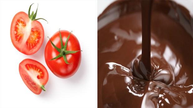 Estudio: el tomate engorda más que el chocolate