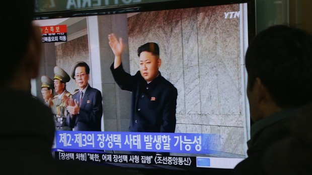 Dibujos retratan tortura en Corea del Norte