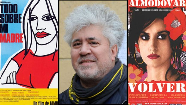 Fotos: Pedro Almodóvar y sus diabluras en el cine