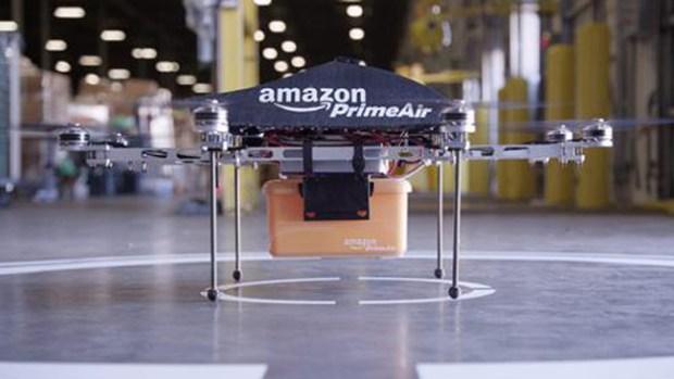 Video: Amazon: los pedidos llegarán volando