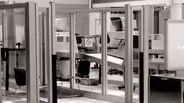 Video: Repulsivo hallazgo en rayos x de aduana