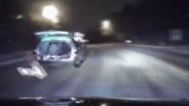 Video: Increíble método de fuga de ladrones