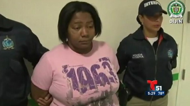 Video: Acusada de descuartizar a sus víctimas