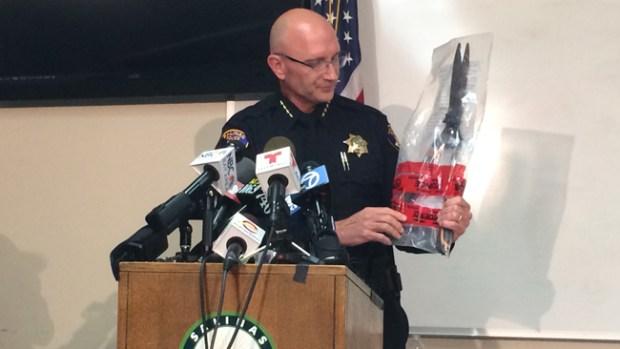 Video: Salinas: policía responde a homicidio