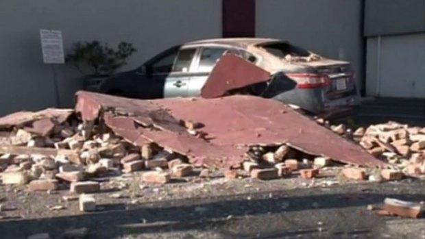 Video: Crisis en tramos de la falla de San Andrés