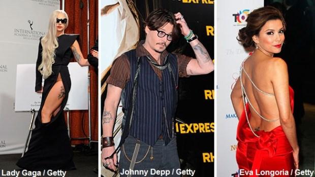Fotos: Los tatuajes más sexys de los famosos