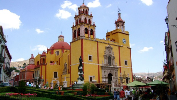 Guanajuato es una joya de historia en México
