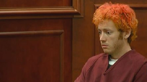 Video: Hospitalizan a James Holmes
