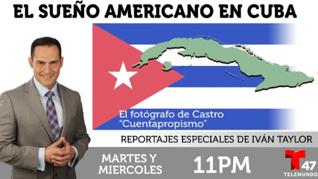Video: Ivan Taylor: El sueño americano en Cuba