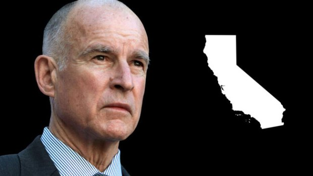 Video: Jerry Brown anuncia reelección