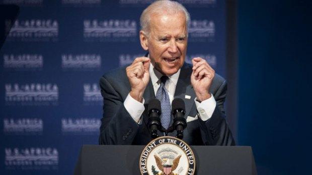 Video: Joe Biden, fuera de sí en discurso de ISIS