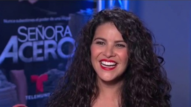 """Video: Litzy será """"Aracely"""" en Señora Acero"""