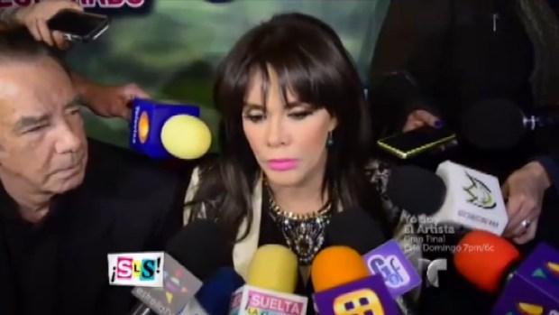 Video: Lucia Méndez regresará a los escenarios