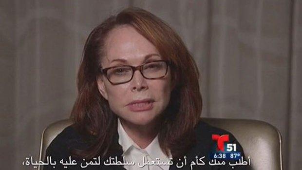 Video: Madre de Sotloff pide clemencia a ISIS