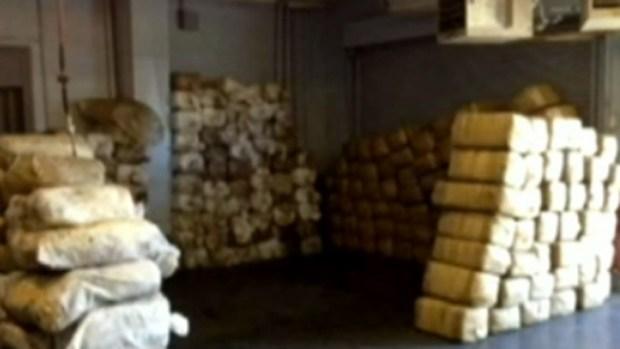 Video: Encuentran $76 millones en droga