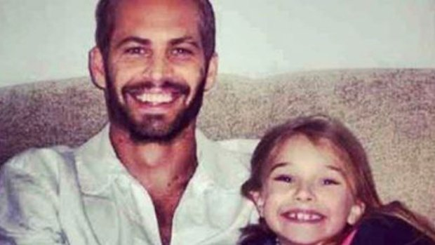 Video: Falso adiós de Meadow Walker a su padre