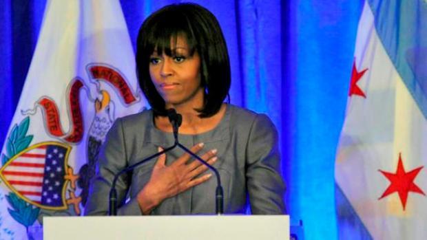 Michelle Obama, ¡mejor que nunca en sus cincuentas!
